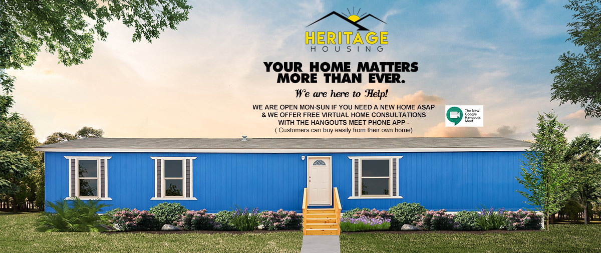 Affordable Housing now more than ever. Visit Heritage Housing sells the most affordable new homes in Mobile